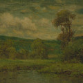 Landscape by George Inness