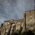 Le Mont Saint Michel by Jason Steele