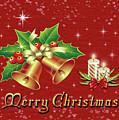 Christmas Card 9 by Nina Ficur Feenan
