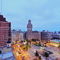 Montevideo, Uruguay by Karol Kozlowski