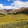 Mount Bierstadt In The Arapahoe National Forest by Steve Krull