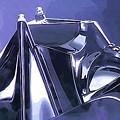 Original Star Wars Art by Larry Jones
