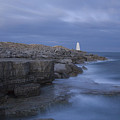 Portland Bill Seascapes by Ian Middleton