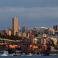 Seattle by Evgeny Vasenev