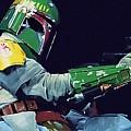 Star Wars At Art by Larry Jones