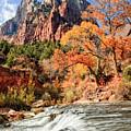 Zion National Park Utah by Utah Images
