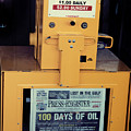 100 Days Of Oil by Toni Hopper