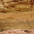 100 Hands Pictograph Panel by NaturesPix