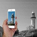 1000 Words-byron Bay Lighthouse by Rodney Appleby
