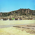 1009.006 Fort Davis Texas In Color by M K Miller