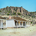 1009.007 Fort Davis Texas In Color by M K Miller