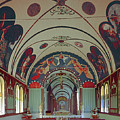 100905 Star Of The Sea Painted Church Hi by Ed Cooper Photography