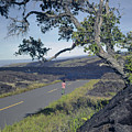 100924 Lava Covered Road Hi by Ed Cooper Photography