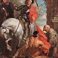 10298 Anthony Van Dyck by Eloisa Mannion