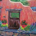 104 Canyon Rd, Santa Fe by Cheryl Fecht