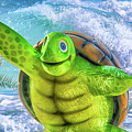 10731 Myrtle The Turtle by Pamela Williams