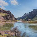 10905 Oregons Owyhee River   by Pamela Williams