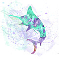 10961 Swordfish by Pamela Williams