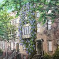 10th Street Wisteria by Diane Donati