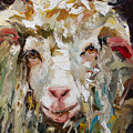 10x10 Sheep by Diane Whitehead