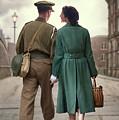1940s Couple by Lee Avison