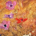 anemones 1876 Henry Roderick Newman by Eloisa Mannion