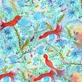 Birds Symphony by Sandrine Kespi