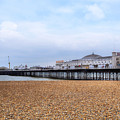 Brighton Pier by Joana Kruse