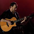 Dave Matthews Band by David Oppenheimer