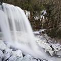 Dry Falls - Highlands, Nc by John MacLean