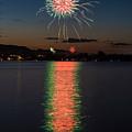Fireworks by Bogdan Lewulis