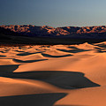 Mesquite Sand Dunes In Death Valley National Park by Pierre Leclerc Photography