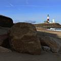 Montauk Point Lighthouse Montauk New York by Bob Savage
