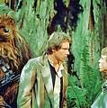 Star Wars Poster Art by Larry Jones