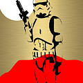 Star Wars Stormtrooper Collection by Marvin Blaine