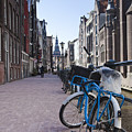 Streets Of Amsterdam by Andre Goncalves