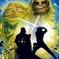 The Star Wars Art by Larry Jones