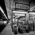 110th Street And Lenox Avenue Station - New York City by Daniel Hagerman