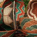 11261 Baskets In Santa Fe by John Prichard