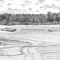 11th Hole - Trump National Golf Club by Lawrence Tripoli