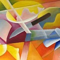 Abstract  by Reginald Henry