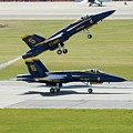 Blue Angels by Celestial Images