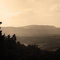 Blue Ridge Mountains Virginia by Frank Romeo
