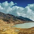 Elephant Lake, Kupup Valley, Sikkim, India by Rudra Narayan Mitra