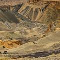 Moonland Ladakh Jammu And Kashmir India by Rudra Narayan  Mitra