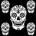 Simple Sugar Skulls by Zachary Govitz