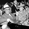 President Franklin Roosevelt by Everett