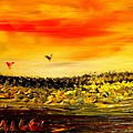 Seascape by Mark Kazav