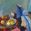 Still Life by Robert Nizamov