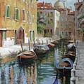Venice by Lucio Campana